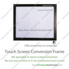 "15"" Multi Touch Screen Conversion Frame"